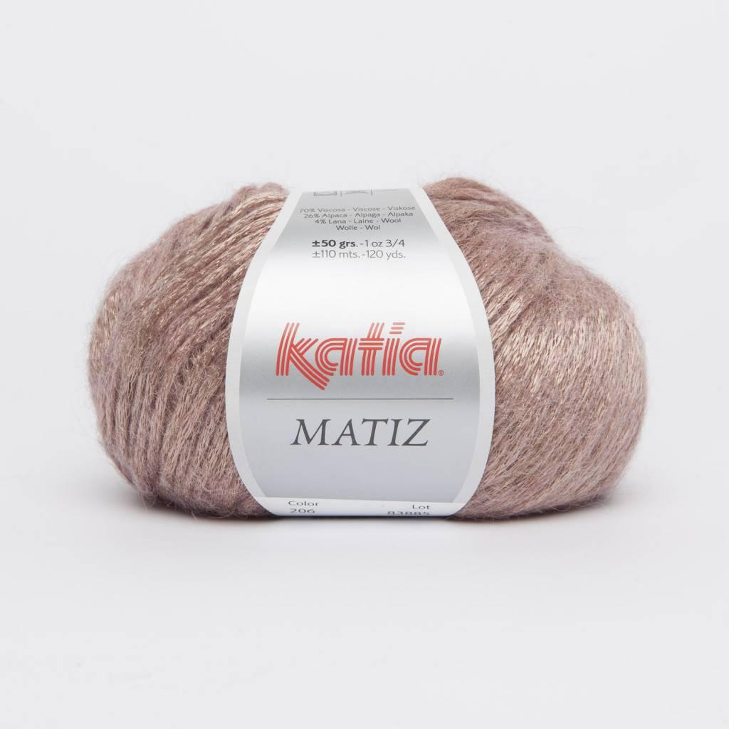 KATIA Matiz (206) - Zalmrose