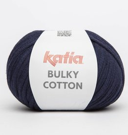 KATIA Bulky cotton- Marine (69)
