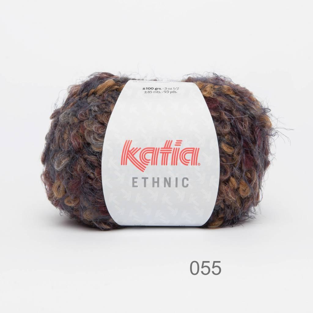 KATIA Ethnic (55) - Camel/Gris
