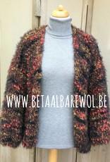 KATIA Ethnic (53) - Rouille/Moutarde/Orange