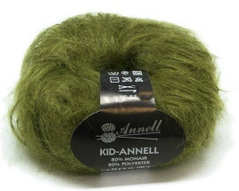 Annell Kid-Annell - Olive (3149)