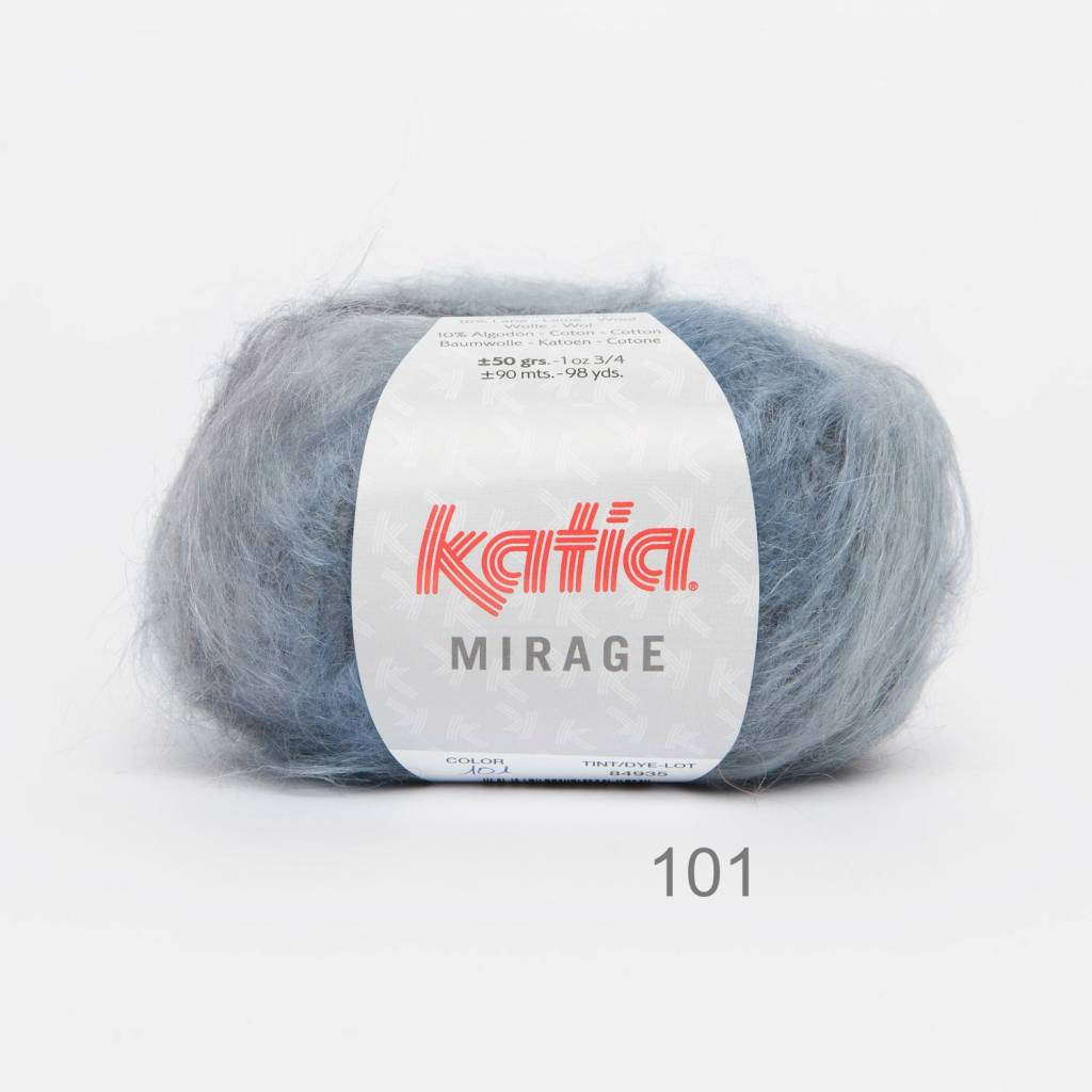 KATIA Mirage (101) - Grijs-Blauw