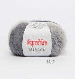 KATIA Mirage (100) - Licht grijs-Grijs-Zwart