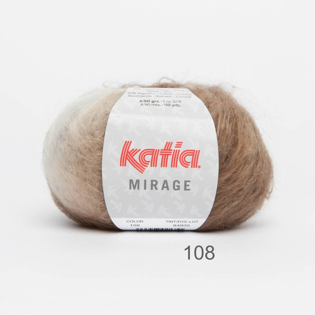 KATIA Mirage (108) - Grijs-Beige-Donker grijs