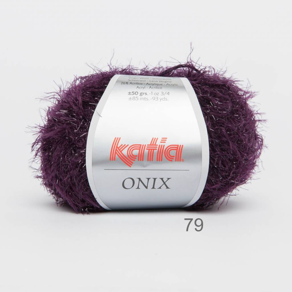 KATIA Onix - Donker paars (79)