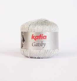 KATIA Gatsby - 49 - Gris clair nacré-Argent