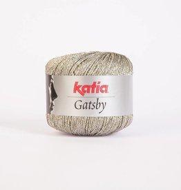 KATIA Gatsby - 51 - Gris clair-Or