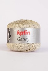 KATIA Gatsby - 43 - Licht beige-Zilver