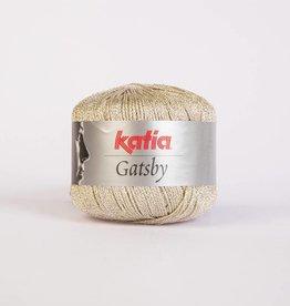 KATIA Gatsby - 43 - Beige clair-Argent