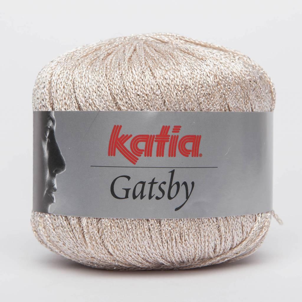 KATIA Gatsby - 52 - Peau-Zilver