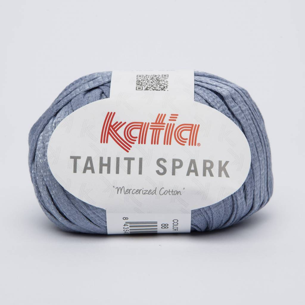 KATIA Tahiti spark - Denim (88)