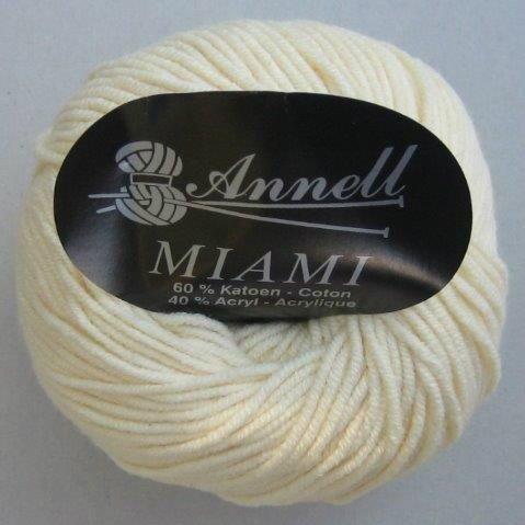 Annell Miami - Jaune clairel (8914)