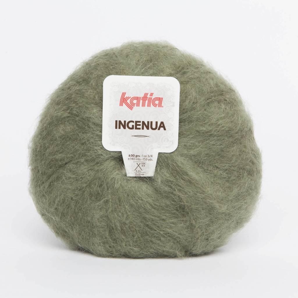 KATIA Ingenua - Vert mousse claire (68)