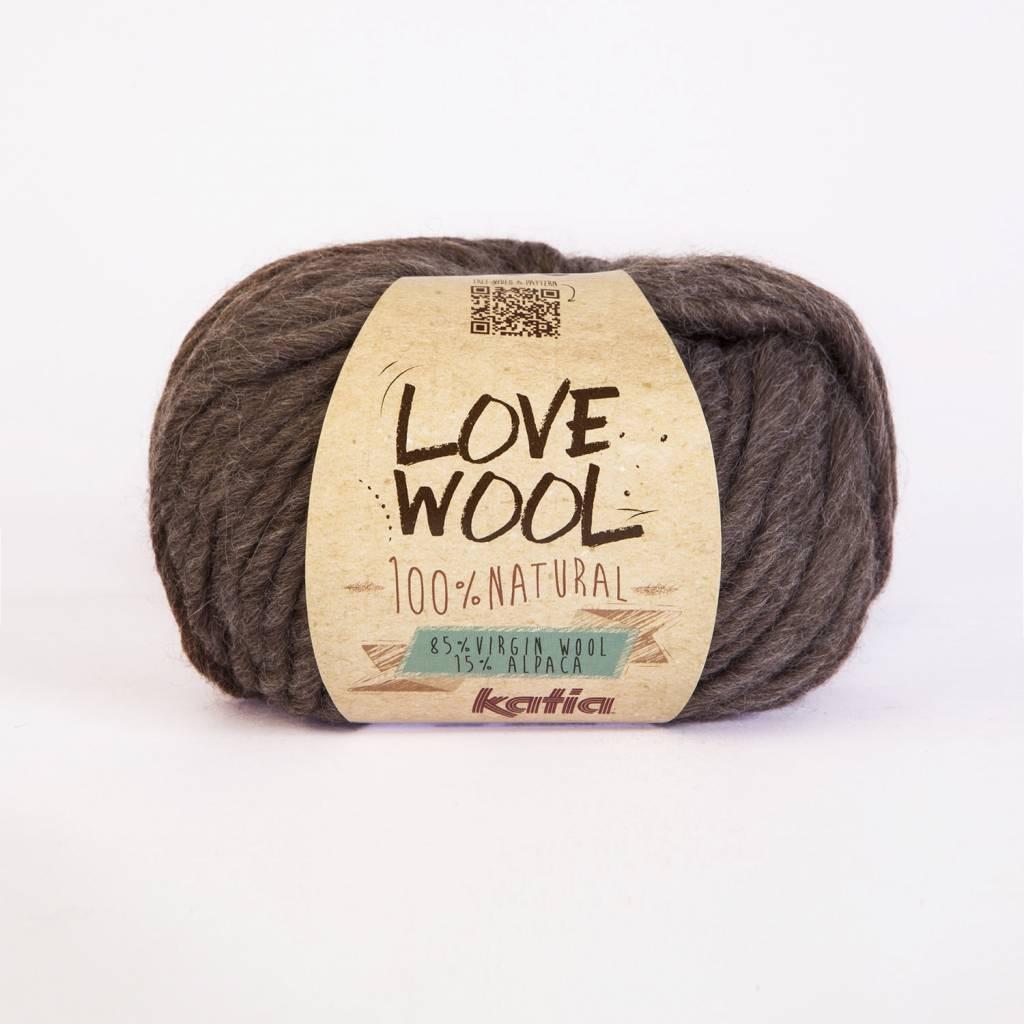 KATIA Love wool - Vison (103)