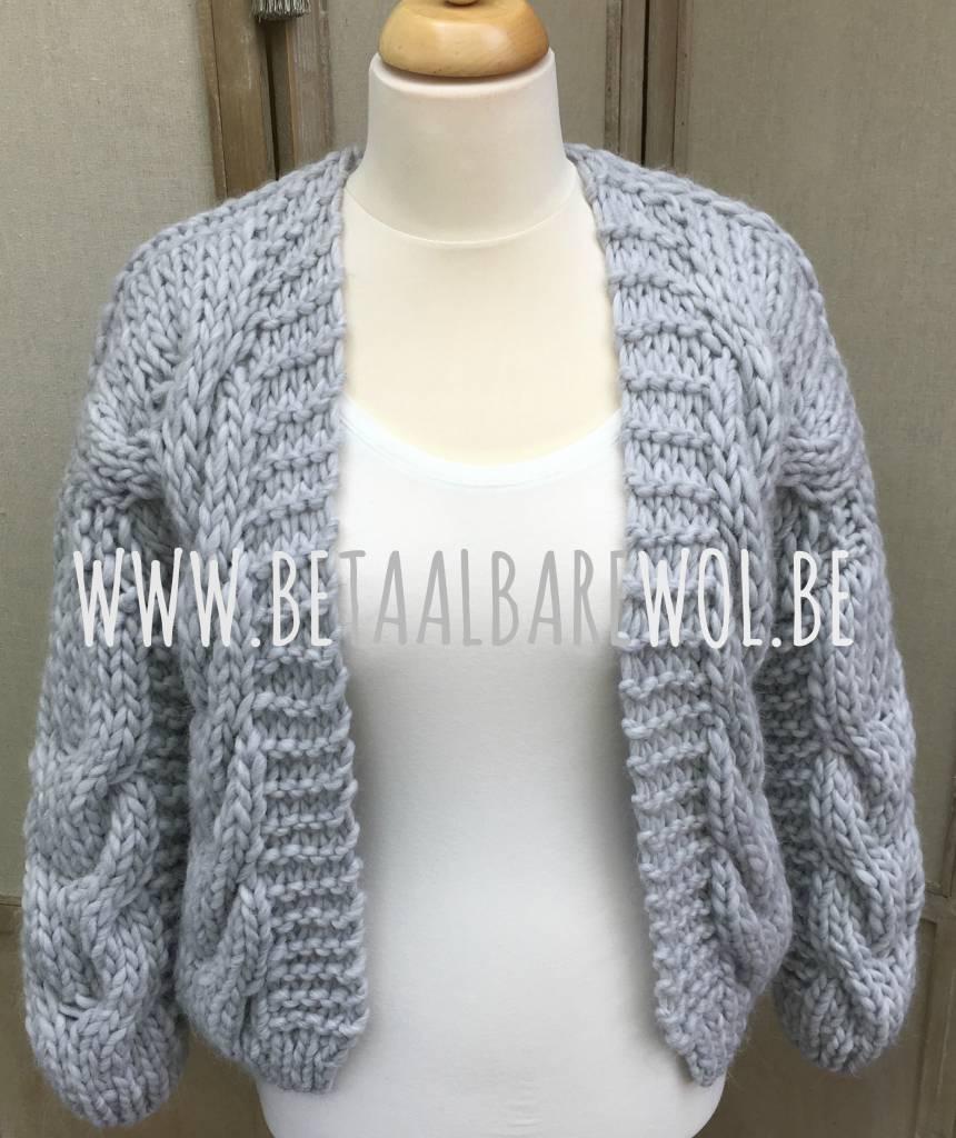 KATIA Love wool - Midden grijs (106)