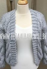 KATIA Love wool - Gris-brun (102)