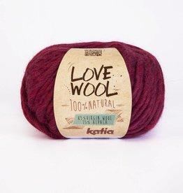 KATIA Love wool - Fuchsia (116)