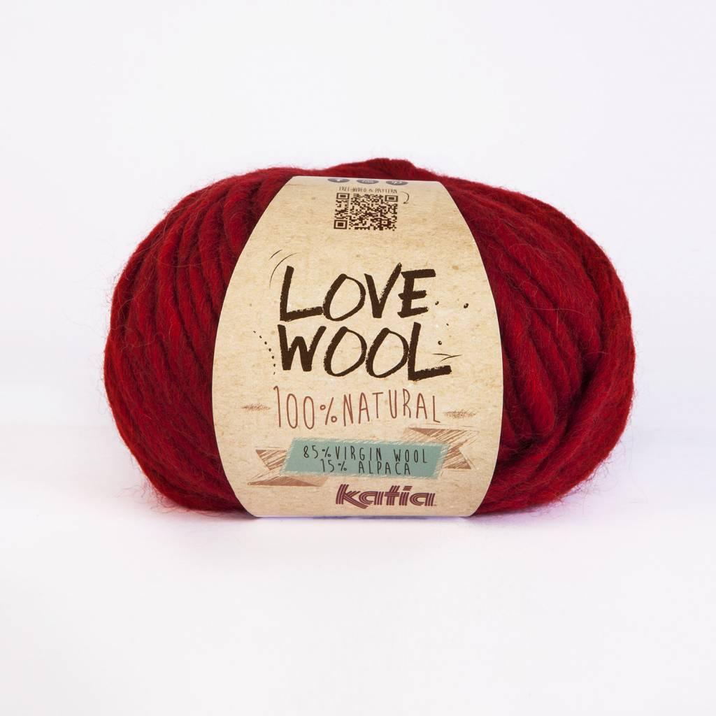 KATIA Love wool - Brun (104)