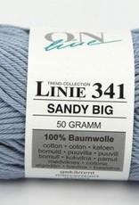 ONline wolle Sandy Big - Licht blauw (22)