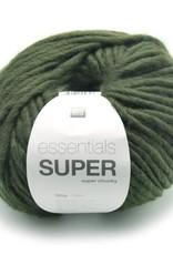 RICO design ESSENTIALS SUPER SUPER CHUNKY - Kaki (009)