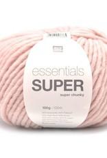 RICO design ESSENTIALS SUPER SUPER CHUNKY - Rose  (017)