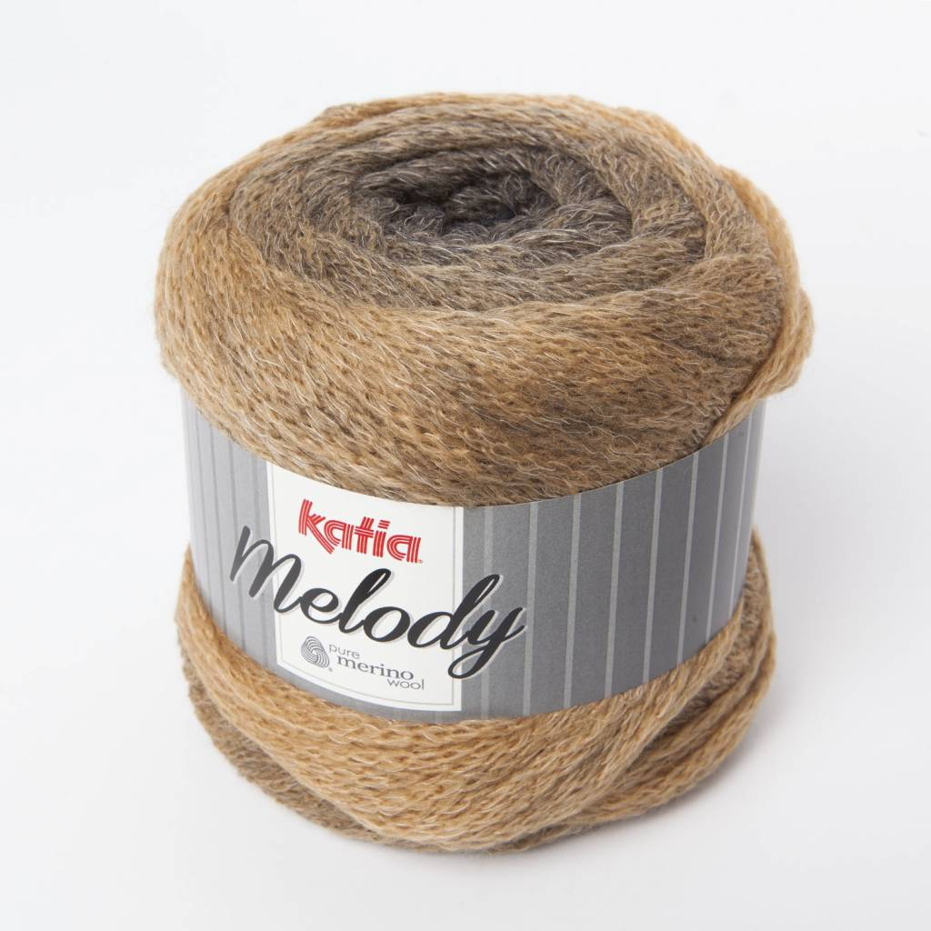 KATIA Melody - Noir/camel (204)
