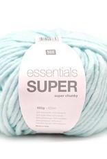 RICO design ESSENTIALS SUPER SUPER CHUNKY - Licht blauw (016)