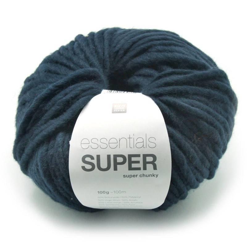 RICO design ESSENTIALS SUPER SUPER CHUNKY - Rose  (017) - Copy