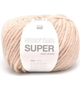 RICO design ESSENTIALS SUPER SUPER CHUNKY - Nude  (018)