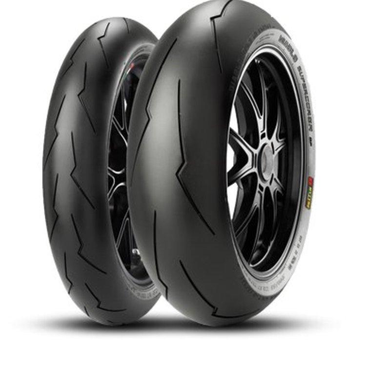 Pirelli Diablo Supercorsa V2 180/55/17 SC2