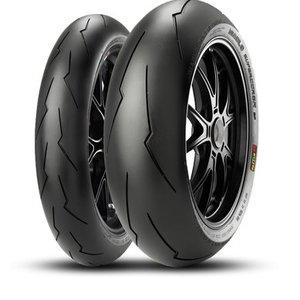 Pirelli Diablo Supercorsa V2 110/70/17 ( SSP 300 )