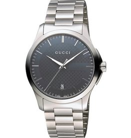 Gucci GUCCI WATCH Mod. G-TIMELESS MD ANTRACITE