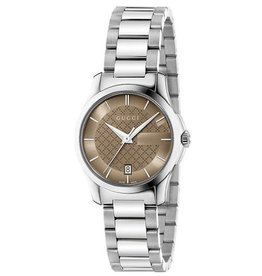 Gucci GUCCI WATCH Mod. G-TIMELESS QUARTZ SMALL S/S DATE