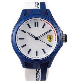Scuderia Ferrari SCUDERIA FERRARI Mod. PIT CREW GENT SILICONE STRAP 45mm 5atm
