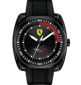 Scuderia Ferrari SCUDERIA FERRARI Mod. TOJ46 GENT SILICONE STRAP 46mm 5atm