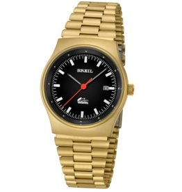 Breil BREIL Mod. MANTA Quartz Gent Data Ss Case & Bracelet IP Gold 37mm WR 10ATM