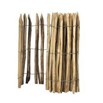 Kastanje hekwerk | Frans | 100 x 500 | 4-5cm
