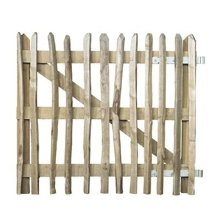Kastanje poort | 100cm