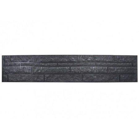 Rots/steenmotief|  184cm | Dubbelzijdig