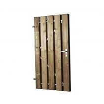 Poort Douglas | frame + RVS cilinderslot | celfix