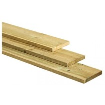 Plank | Vuren | 32x200mm | celfix