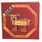 Kapla boek rood vol. 1