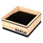 Kapla 40 zwart in kistje