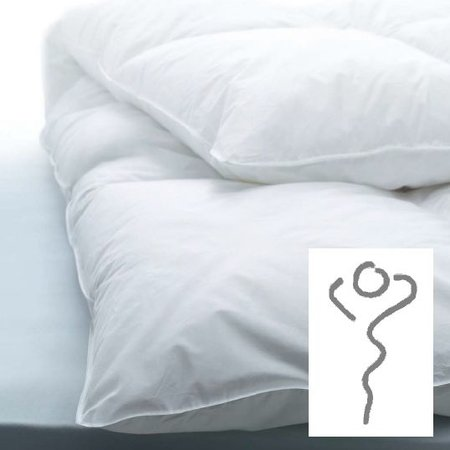Personal Sleep Personal Sleep Pozzitional 90% donzen dekbed 140x220 warmteklasse 2