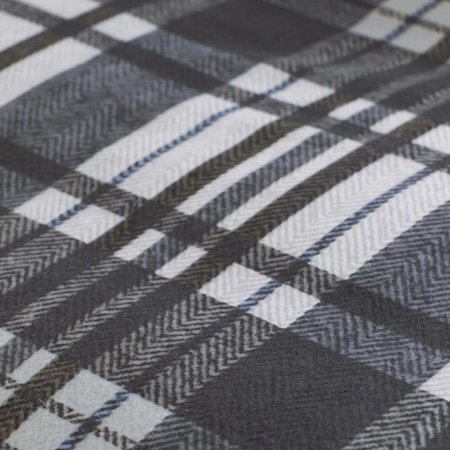 Bedding House Jean D'Arves Anthracite (Flanel) 200x200