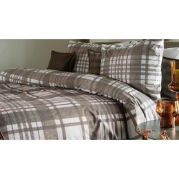Bedding House Jean D'Arves Bruin (Flanel) 200x200