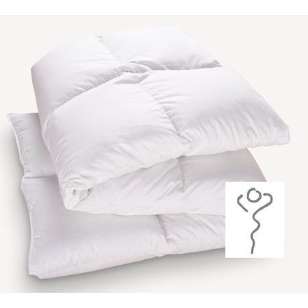 Personal Sleep Personal Sleep Regale 100% donzen dekbed 260x220 warmteklasse 2