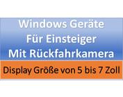 Windows Geräte für Einsteiger mit Funk Rückfahrkamera