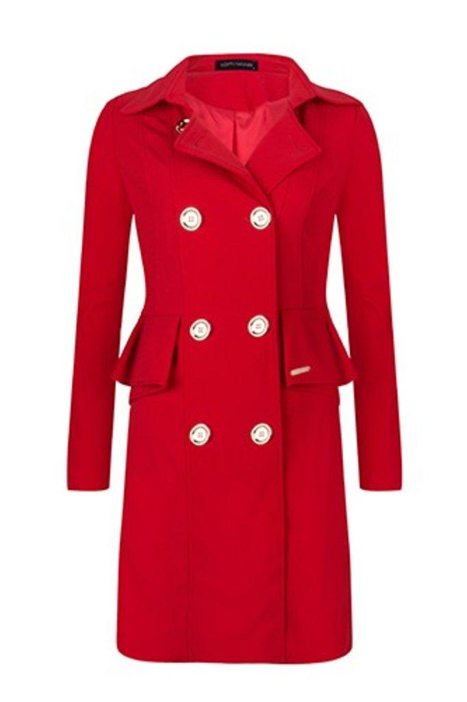 Jacket Sunny Red