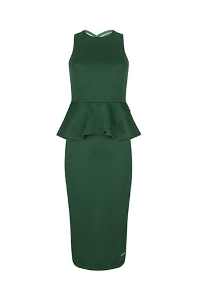 Dress Chantal Green